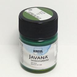 Barva na hedvábí JAVANA 50ml - zelená