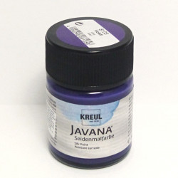 Barva na hedvábí JAVANA 50ml - fialová