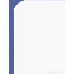 Studentský texturovaný papír A4 250g bílý (10ks)