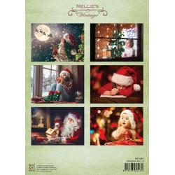 Nellie Vintage A4 - vánoční čas 3