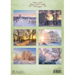 Nellie Vintage A4 - vánoční čas 7