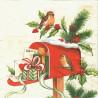 Poštovní schránka s dárky 33x33