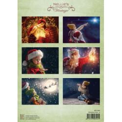 Nellie Vintage A4 - vánoční čas 4
