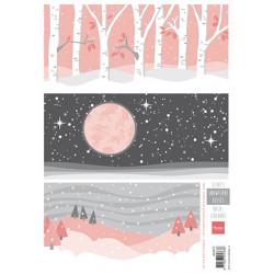 Papír A4 Snowflake kisses (MD)