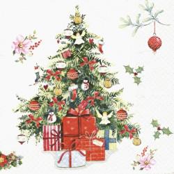 Krásný vánoční strom 33x33