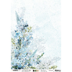 Scrap.papír oboustranný A4 Jenine nr.04 (SL)