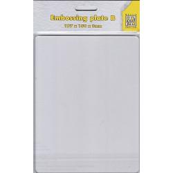Akrylová přítlačná deska A5 3mm pro Press Boy - Pro