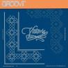 Akrylová deska - Victoria Lace Duet (GP)