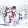 Sněhuláci 33x33