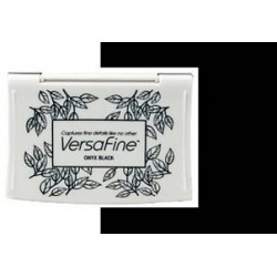 Versafine Ink Pads - Onyx black