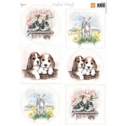 Papír A4 Mattie's Mooiste Spring (MD)