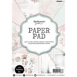 Sada papírů A5 Paper Pad Classic Pastel nr.13 (SL)