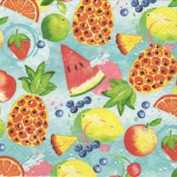 Tropické ovoce 33x33