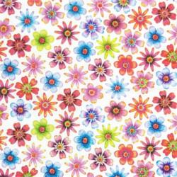 Různé květy 25x25