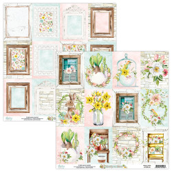 Beauty in Bloom č.06 - 30,5x30,5 scrapbook (MT)