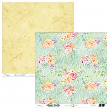 Lovely Day č.02 - 30,5x30,5 scrapbook (MT)