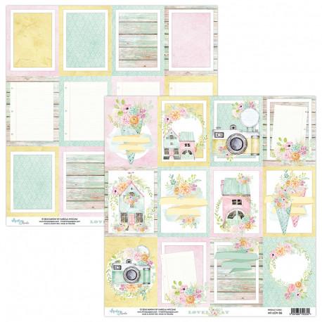Lovely Day č.06 - 30,5x30,5 scrapbook (MT)