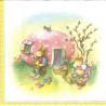 Velikonoční domeček 33x33