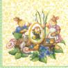 Velikonoční fantazie 33x33