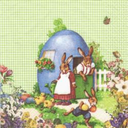 Velikonoční idyla 33x33