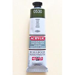 Akrylová barva - Khaki 0530