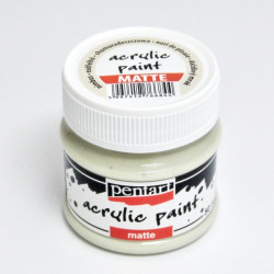 Akrylová barva Pentart 50ml - dešťový mrak, matná