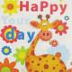 Žirafa 33x33