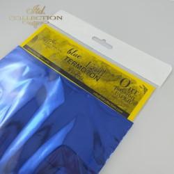 Fólie Termoton - modrá