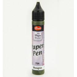 Paper Pen 25ml - mechově zelený