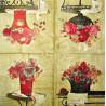 Zátiší květin 33x33