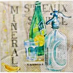 Minerálky 33x33