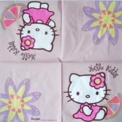 Hello Kitty III. 33x33