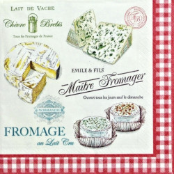 Maitre Fromager 33x33