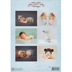 Nellie Vintage A4 - sladký malý chlapeček