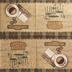 Coffee Nostalgic 33x33