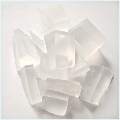 Mýdlová hmota transparentní, 500 g