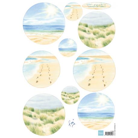 PapírA4 Tiny's Sand & Sea 1 (MD)