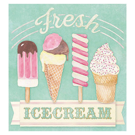 Čerstvá zmrzlina 33x33