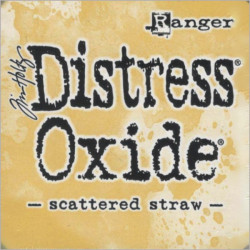 Distress Oxide polštářek - Scattered Straw