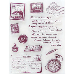Transp.razítka - Poštovní