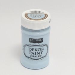 Dekor Paint Chalky 100ml ledově modrá (Pentart)