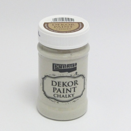 Dekor Paint Chalky 100ml vintage béžová (Pentart)