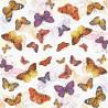 Barevní motýli 33x33