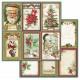 Sada papírů 30,5x30,5 190g Classic Christmas