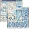 Arctic Antarctic, voda 30,5x30,5 scrapbook