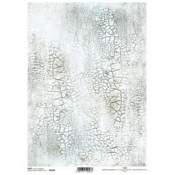 Papír rýžový A4 Popraskaný povrch