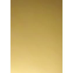 Papír pro scrapbook A4 - zlatý, matný