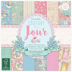 Sada papírů 15x15 Couture Du Jour
