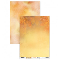 Scrap.papír oboustranný A4 Wonderful Autumn, nr.328 (SL)