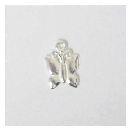 Přívěsek stříbro - motýl